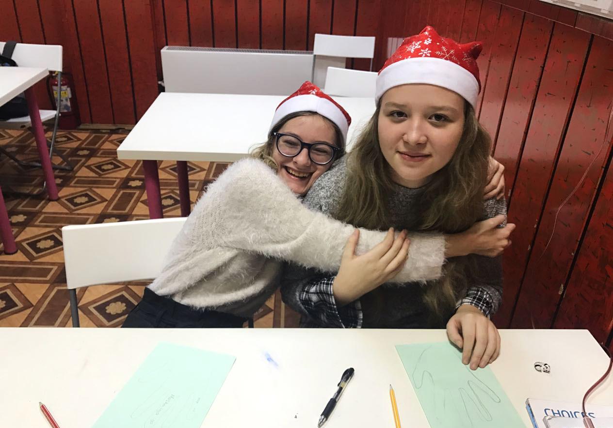 английский для школьников 10-13 лет в Москве ВАО