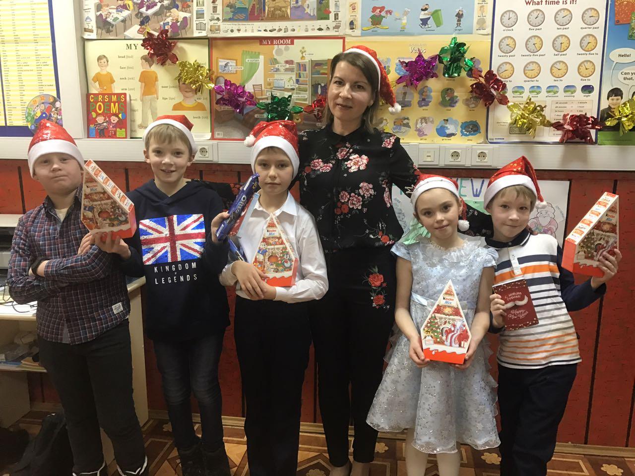 занятия английским для школьников 7-9 лет в Москве ВАО