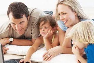 акция на семейное обучение английскому