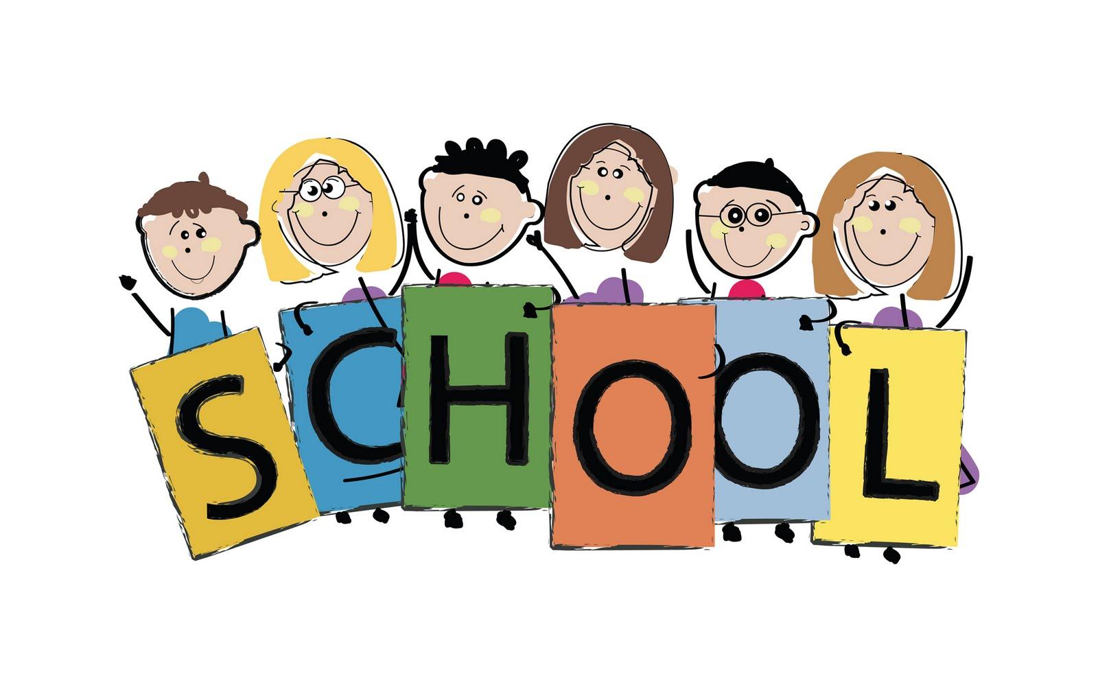 стихи на английском для детей про школу