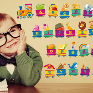 английский алфавит для малышей - учим язык в игровой форме
