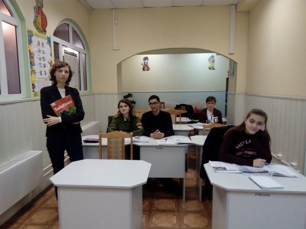 курсы для детей 14-17 лет на Щелковской
