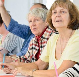 курсы английского для пенсионеров в Москве (ВАО)