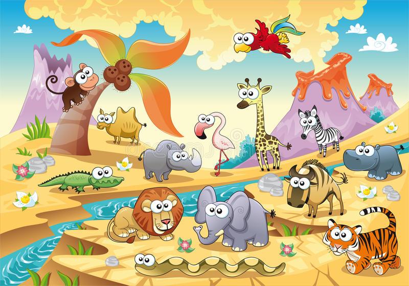 загадки на английском для детей про животных